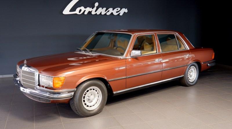 * Satılık W116 Mercedes-Benz 450 SEL 6.9