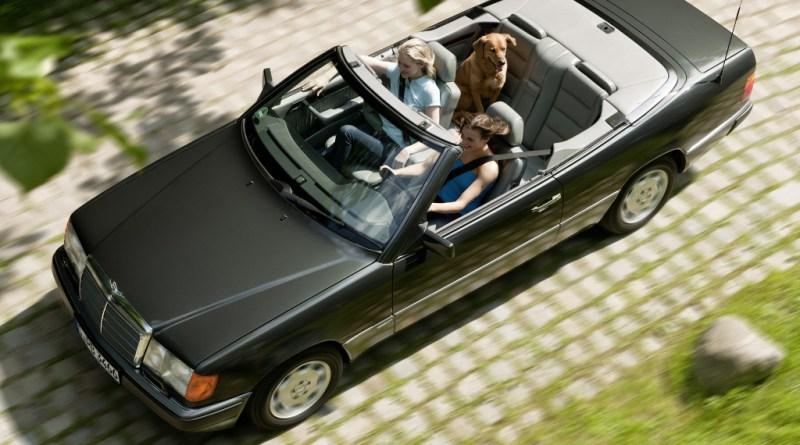 W124 Mercedes-Benz Deri Döşemeleri
