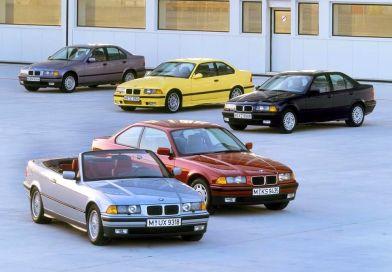 BMW E36 Tarihçesi
