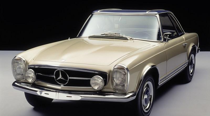 W113 Mercedes-Benz Tarihçesi