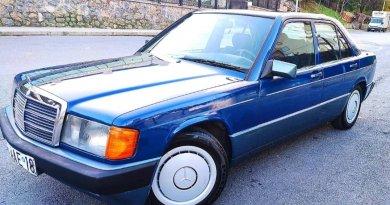 SATILIK 1989 W201 Mercedes-Benz 190