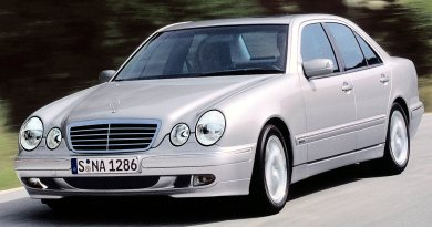 Mercedes-Benz W210 Tarihçesi