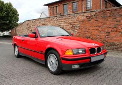 Orijinal 6 Bin Km.de! Boyasız BMW E36 318i Cabrio