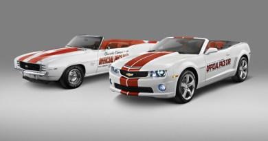 Chevrolet Camaro Tarihçesi