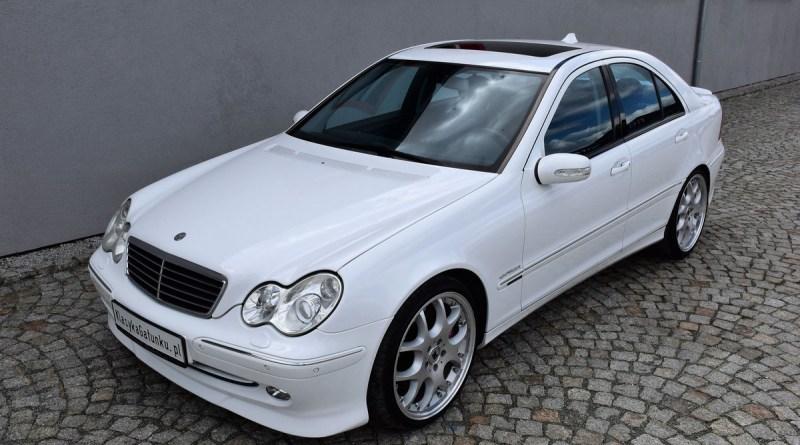 Farklı Bir Dokunuş Mercedes-Benz C32 Kleemann  Kompressor 330 Hp!