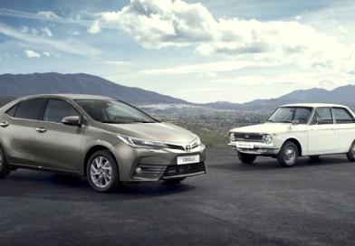 Toyota Corolla Tarihçesi