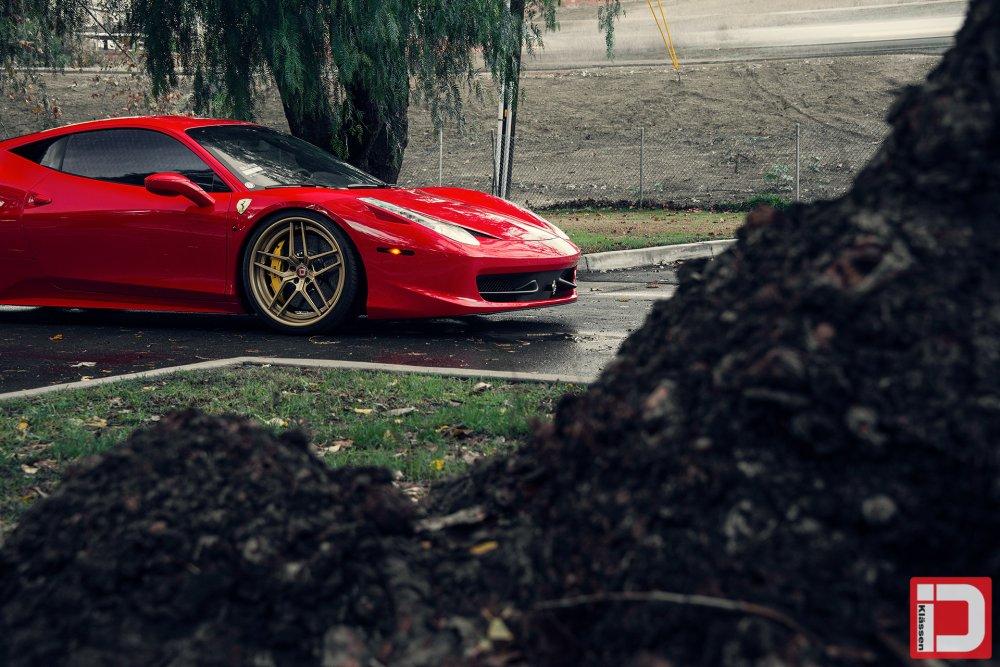 Ferrari 458 – Klassen 05