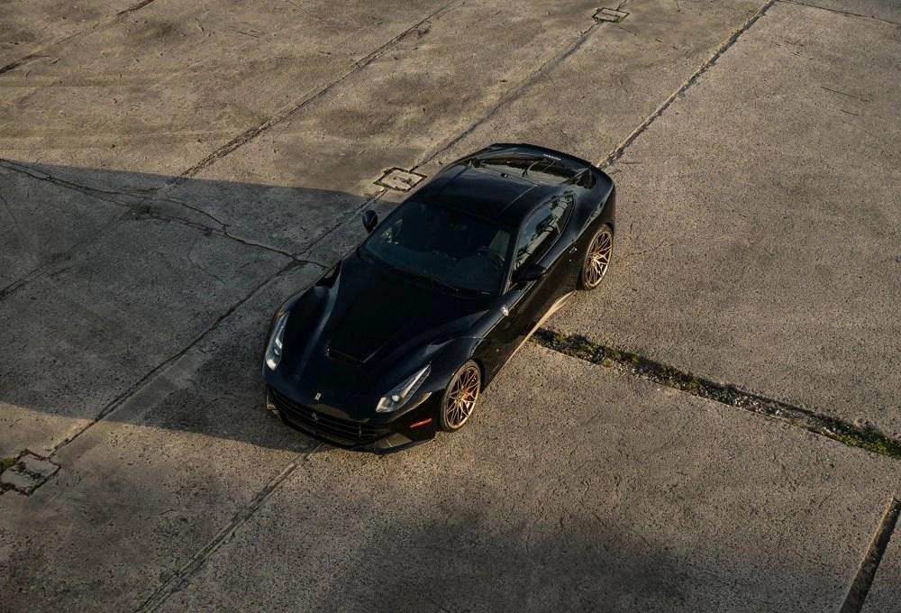 Ferrari F12 – M54R Bronze