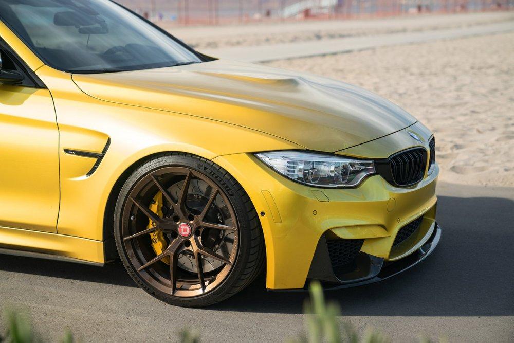 KlasseniD Wheels MS03 Bronze Burst – BMW F82 M4