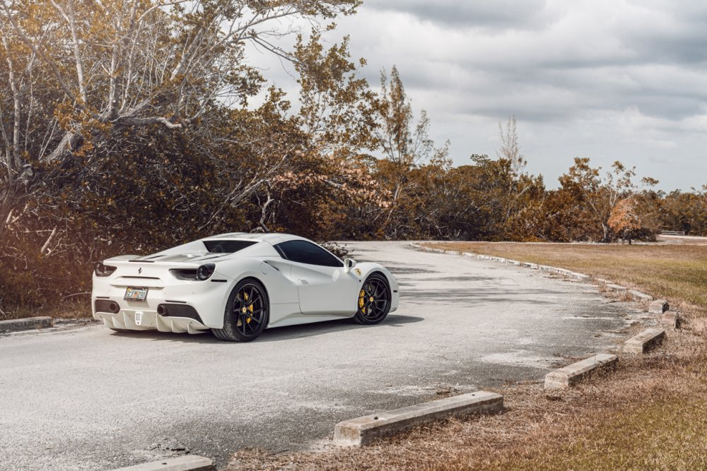 KlasseniD Wheels | Ferrari 488 | Klassen CS56S