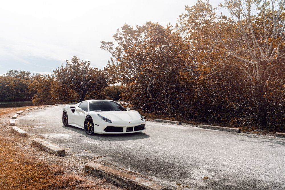klassenid wheels cs56s Ferrari 488 Park 1