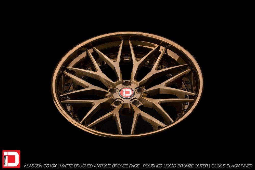 klassenid-wheels-cs10x-matte-brushed-antique-bronze-polished-liquid-bronze-lip-5