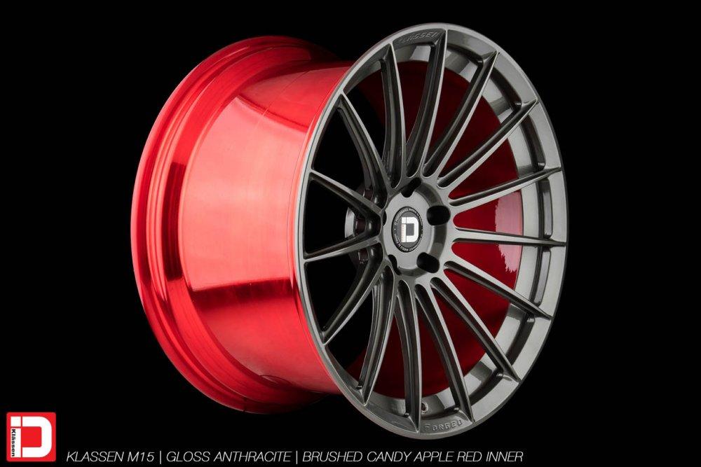 klassenid-wheels-m15-monoblock-non-directional-gloss-anthracite-face-brushed-candy-apple-red-inner-barrel-3