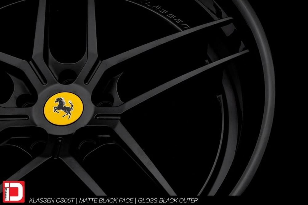 klassenid-wheels-klassen-cs05t-matte-black-face-gloss-lip-machined-for-oe-oem-ferrari-centercap-12-min