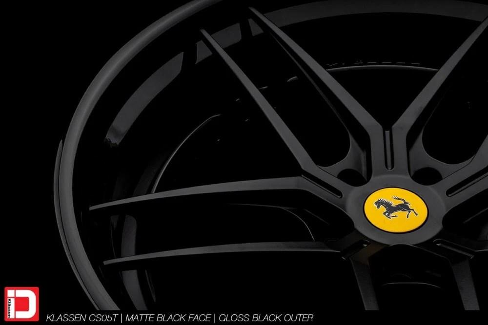 klassenid-wheels-klassen-cs05t-matte-black-face-gloss-lip-machined-for-oe-oem-ferrari-centercap-13-min