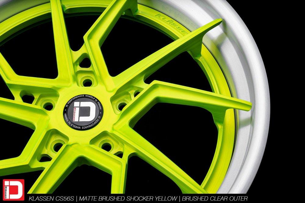 klassenid-wheels-klassen-cs56s-matte-brushed-shocker-yellow-face-brushed-clear-lip-7-min