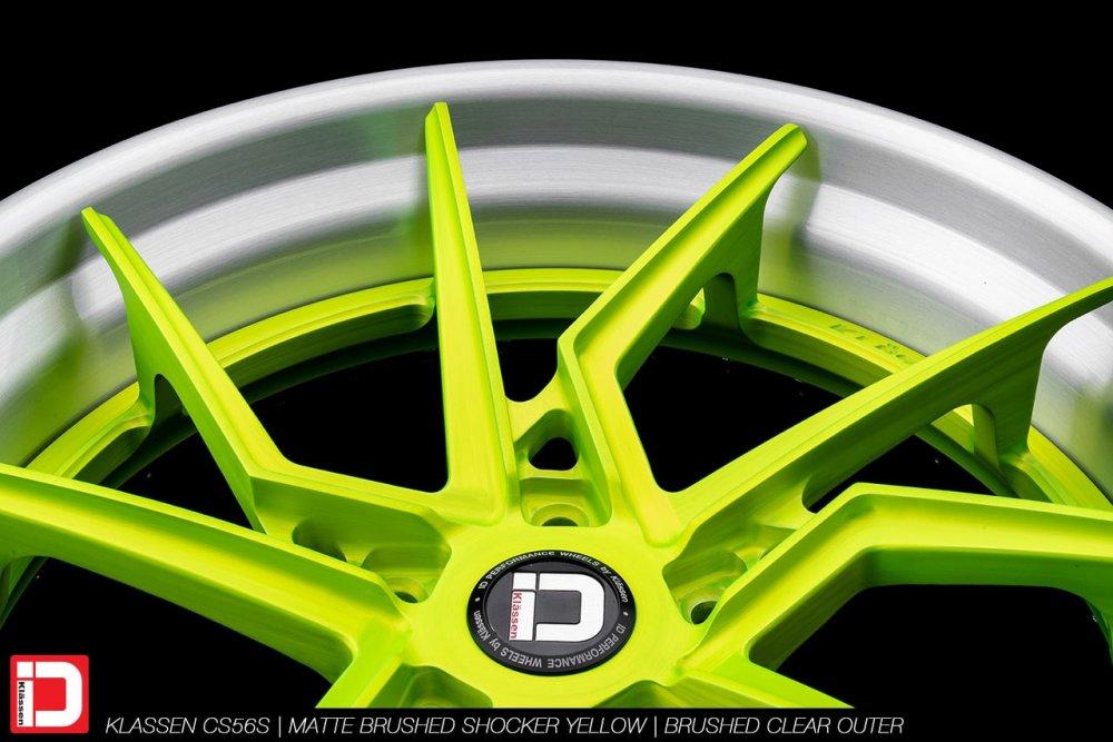 klassenid-wheels-klassen-cs56s-matte-brushed-shocker-yellow-face-brushed-clear-lip-8-min
