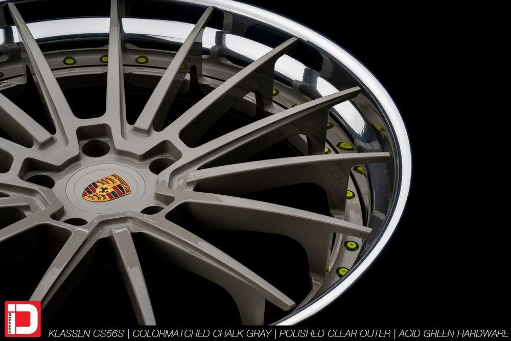 KlasseniD Wheels – CS35S Chalk Gray
