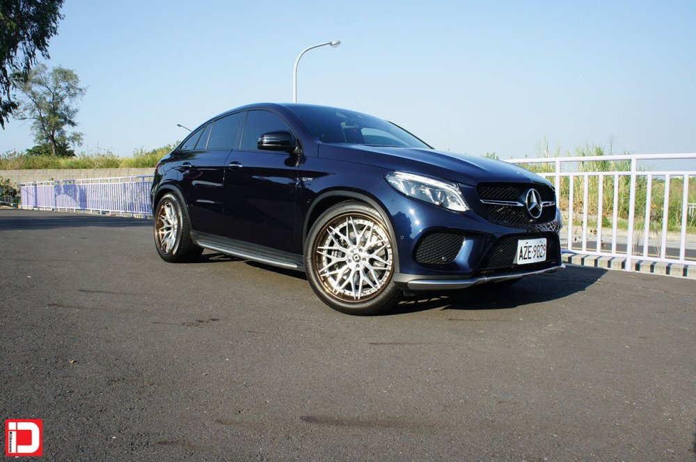 KlasseniD Wheels – Mercedes-Benz GLE43 AMG CS10X