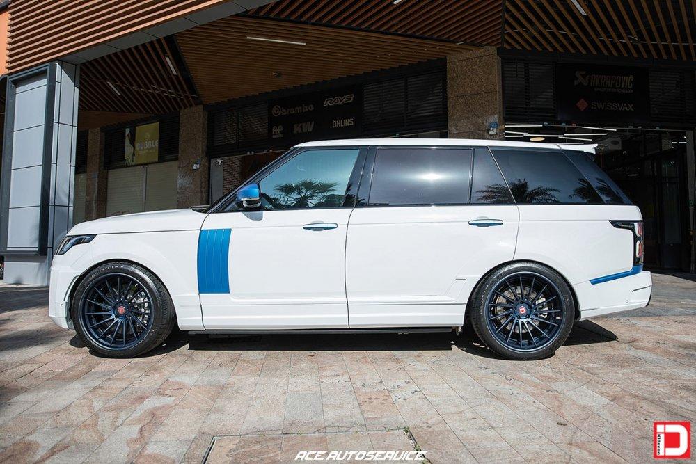 KlasseniD Wheels – Range Rover Startech Widebody CS15D