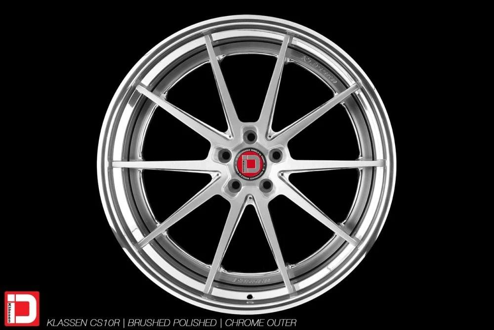 KlasseniD-Wheels-CS10R-Brushed-Polished-Chrome-Lip-1