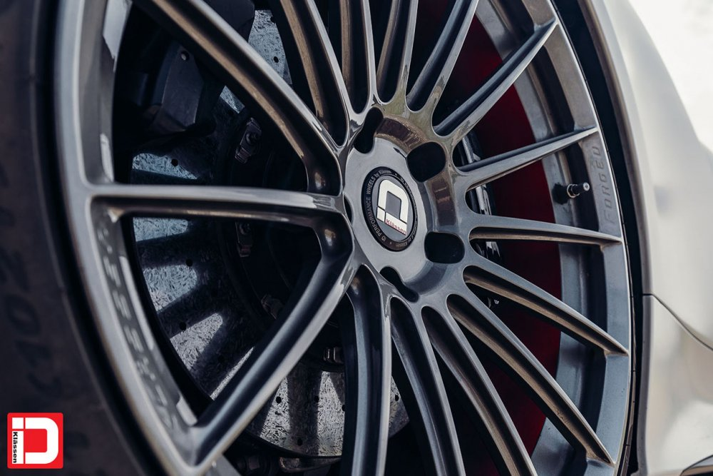 Acura NSX – KlasseniD M15 – Gloss Anthracite 10