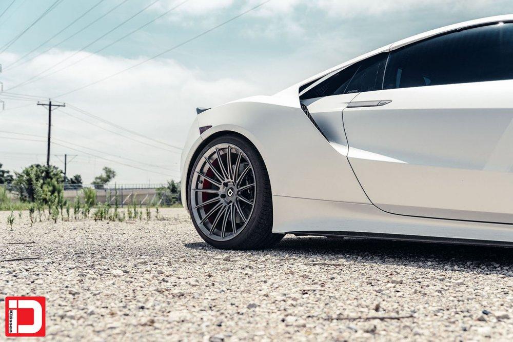 Acura NSX – KlasseniD M15 – Gloss Anthracite 9