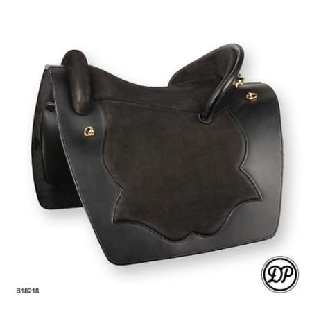Barock-Deluxe-sadel