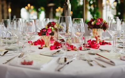 Jak wybrać dekoracje na wesele?  Blog miniatura