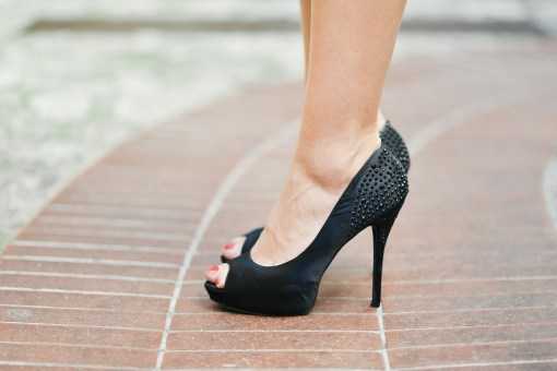 Step Up to Pampered Healthy Feet