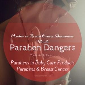 Paraben dangers