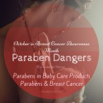 Paraben dangers ,why are parabens bad in body & baby care products ?