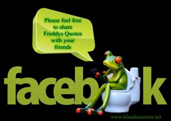 Friday Fun Quotes From 'Freddy Frog' & Friends