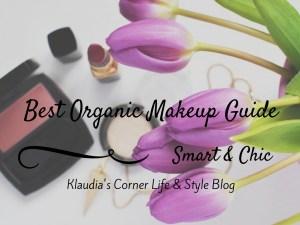 Best Organic Makeup Guide