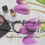Best Organic Makeup Guide / Smart & Chic