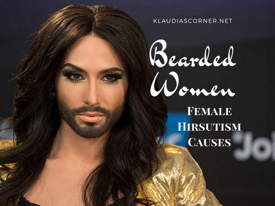 Real Bearded Women - Female Hirsutism Causes