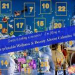 Giveaway Day – My Wellness & Beauty Advent Calendar 2016