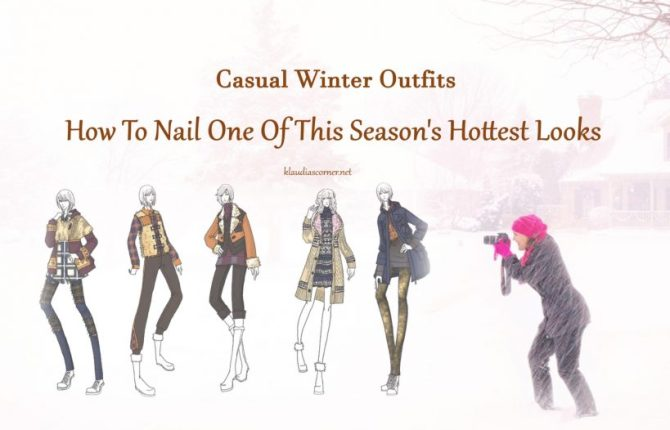 Casual Winter Outfits