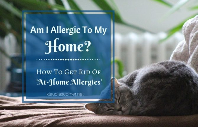 Types Of Allergic Reactions What You Can Do To Stop 'At-Home Allergies'