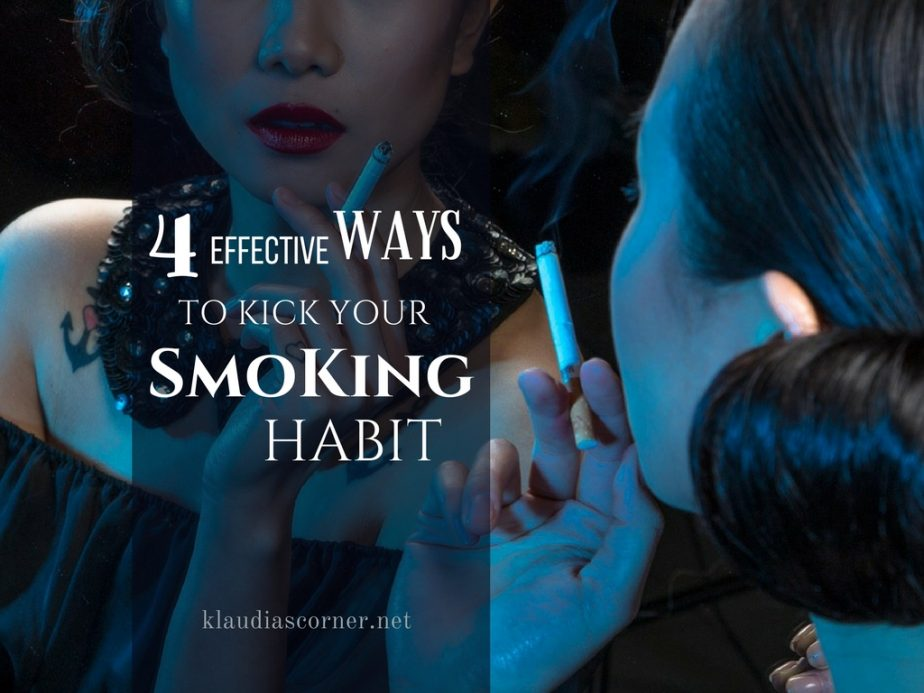 Quit Smoking Help Guide - 4 Effective Ways To Kick Your Smoking Habit