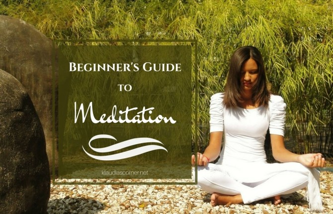 How To Learn To Meditate