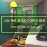 Boys' Bedroom Furniture & Design Ideas From Kids To Teens