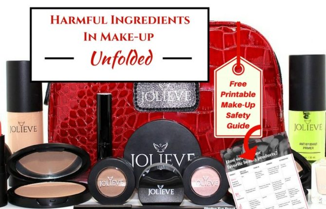 Harmful Ingredients In Makeup Unfolded