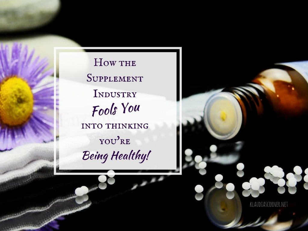 Vitamin Supplements And Health Benefits