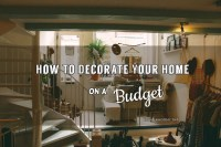 Cheap Home Improvement Ideas-How To Decorate Your Home On ...