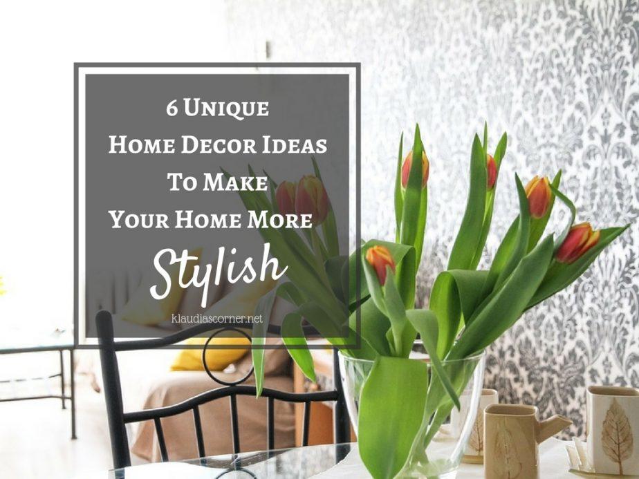 Interior Home Decor Ideas -