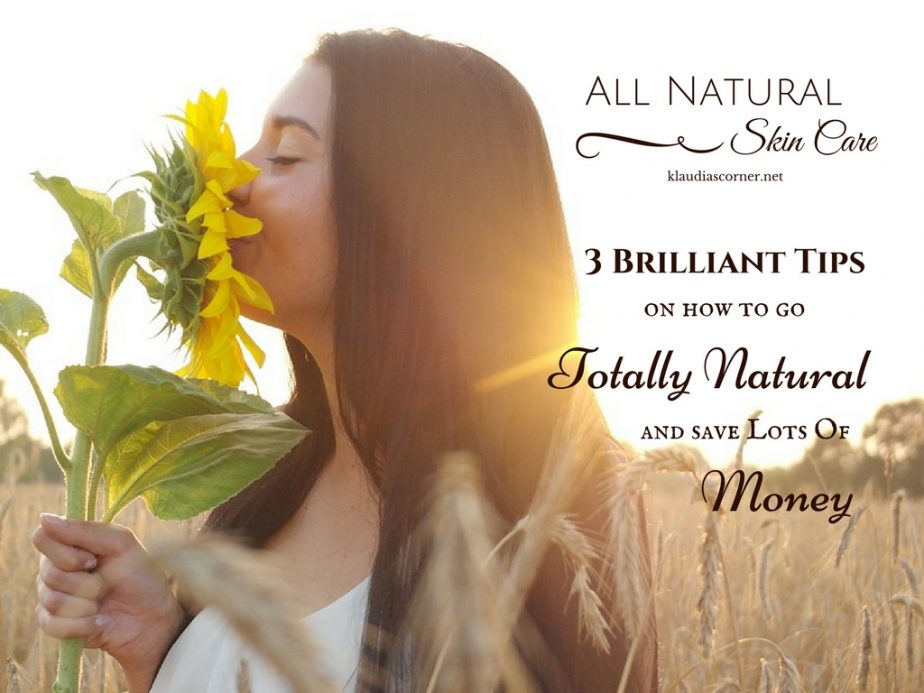 Stop The Shop And Go Natural