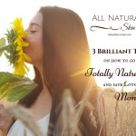 Stop The Shop & Go Natural – 3 Brilliant Tips On How To Avoid Harmful Chemicals In Cosmetics And Save A Lot Of Money