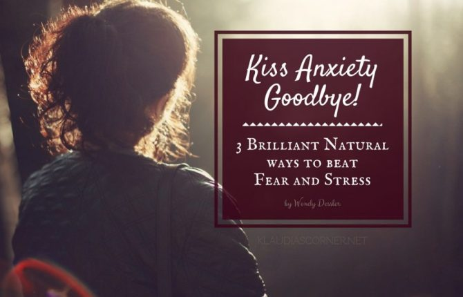 How To Cure Anxiety - 3 Brilliant Natural Ways to Beat The Symptoms Of Anxiety And Stress