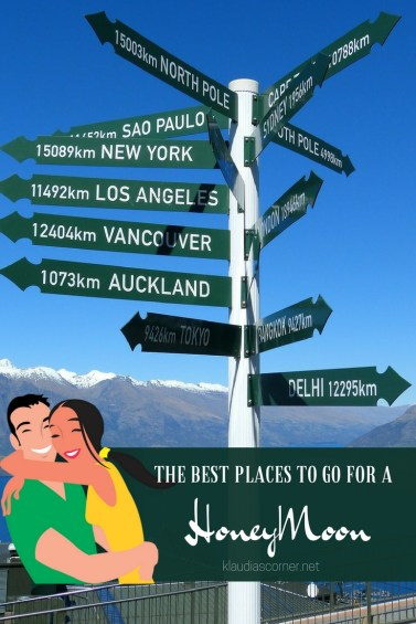 From Queenstown to St. Anton am Arlberg - The Best Places To Go For A Honeymoon - klaudiascorner.net